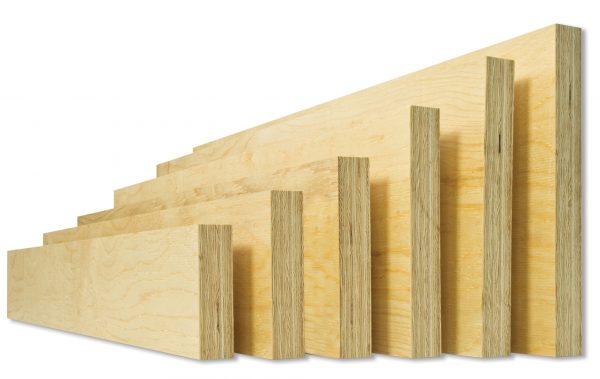 E-Beam LVL Structural Pine
