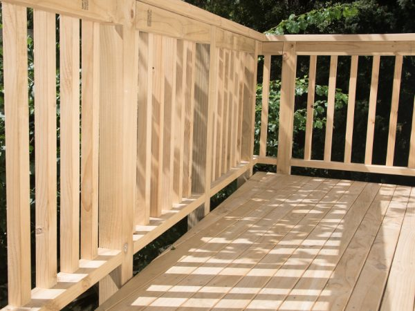 H3 Treated Primed Pine - Pine Timber Products