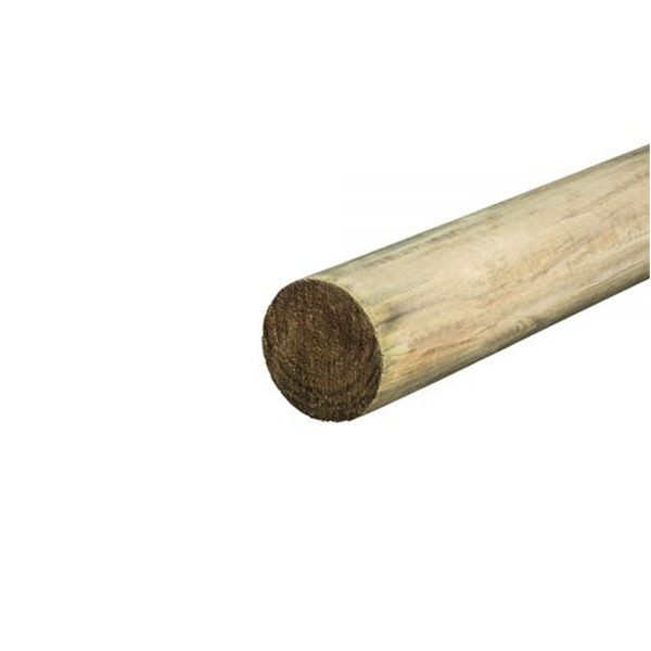 CCA Treated Pine-Precision Round - Pine Timber Products