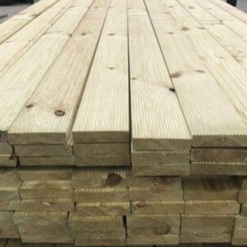 H3  Pine-Decking Standard