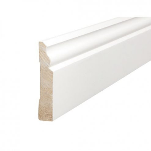 H3 Treated Primed Pine- Colonial Skirting