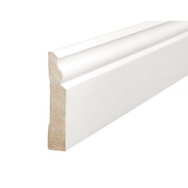 H3 Treated Primed Pine- Colonial Skirting - Pine Timber Products
