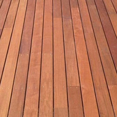Merbau Reeded Decking