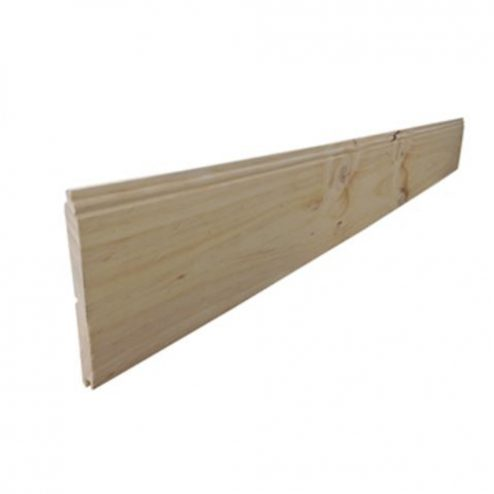 Radiate Pine 302/321 Lining Board-Raw