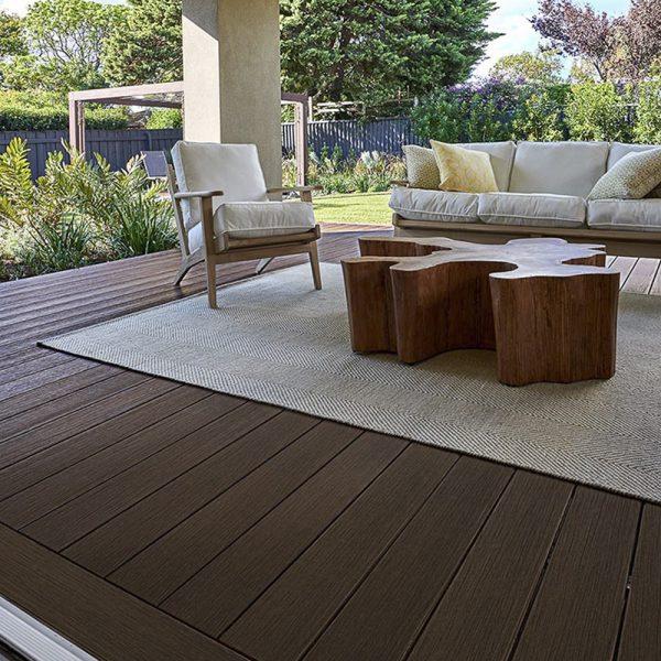 Walnut-Fascia Square Edge | Pine Timber Products