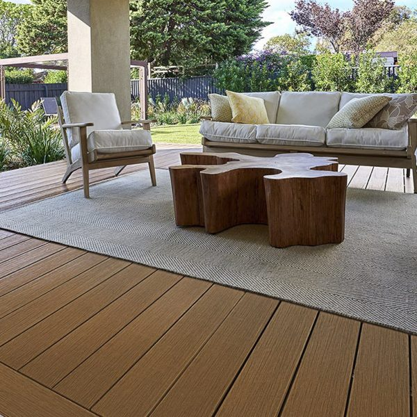 Teak - Solid Grooved Edge   Pine Timber Products